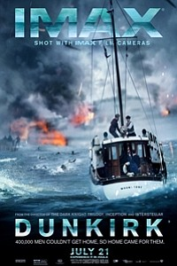 Dunkirk: The IMAX 2D Experience movie poster
