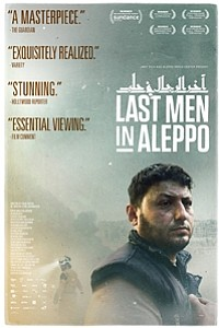 Last Men in Aleppo movie poster