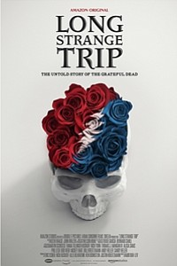 Long Strange Trip: The Untold Story of The Grateful Dead movie poster
