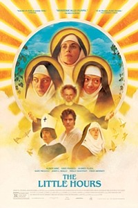 Little Hours movie poster
