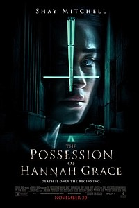 Possession of Hannah Grace movie poster