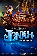 JONAH: ON STAGE!
