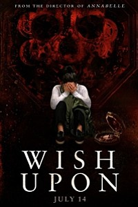 Wish Upon movie poster