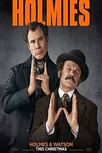 Holmes & Watson movie poster