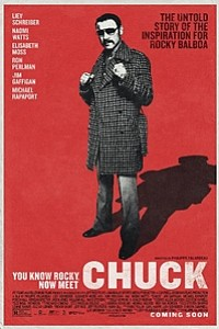 Chuck movie poster