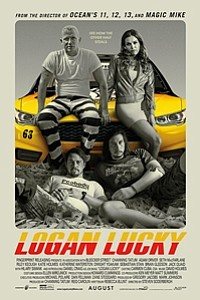 Logan Lucky movie poster