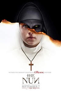 Nun movie poster