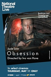 National Theatre Live: Obsession movie poster