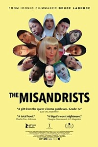 Misandrists movie poster