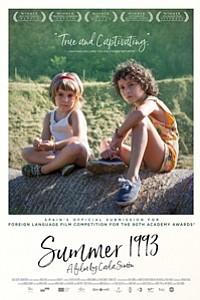 Summer 1993 (Verano 1993) movie poster