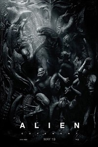 Alien: Covenant The IMAX 2D Experience movie poster