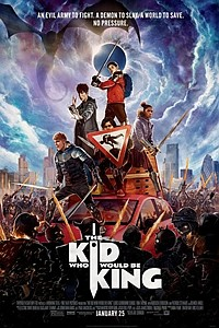 Kid Who Would Be King movie poster