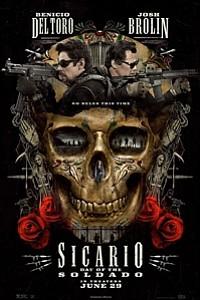 Sicario: Day of the Soldado movie poster