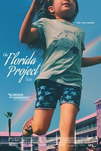 Florida Project movie poster