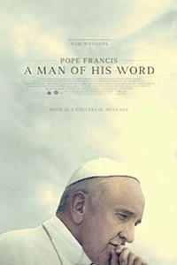 Pope Francis: A Man Of His Word movie poster