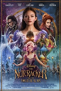 Nutcracker and the Four Realms movie poster