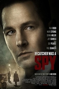 Catcher Was A Spy movie poster