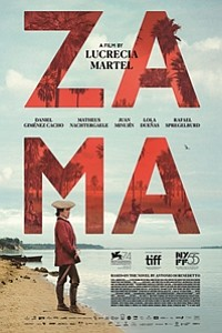 Zama movie poster