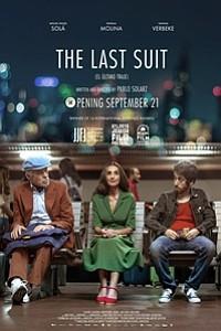 Last Suit (El último traje) movie poster
