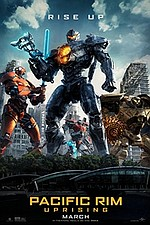 Pacific Rim: Uprising An IMAX 3D Experience