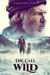 Call of The Wild movie poster