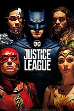 Justice League in 70 MM