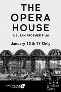 Opera House movie poster