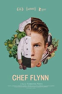 Chef Flynn movie poster