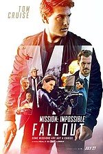 Mission: Impossible - Fallout 3D