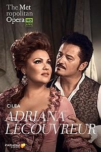 Metropolitan Opera: Adriana Lecouvreur movie poster