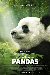 Pandas: The IMAX 2D Experience movie poster