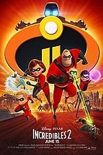 Incredibles 2 in Disney Digital 3D