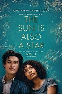 Sun Is Also A Star movie poster