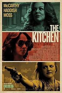 Kitchen movie poster