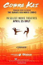 Cobra Kai Premiere Event feat. The Karate Kid