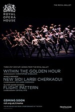Royal Ballet: Within the Golden Hour / New Sidi Larbi Cherkaoui / Flight Pattern