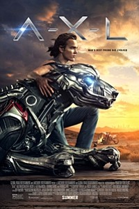 A-X-L movie poster