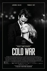 Cold War (Zimna Wojna) movie poster