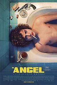 Angel (El Angel) movie poster