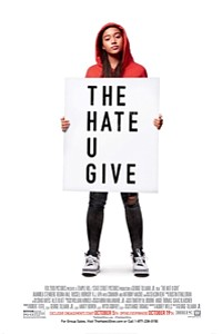 Hate U Give movie poster