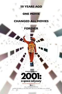 2001 in 70mm movie poster