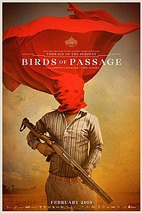 Birds of Passage (Pájaros de verano) movie poster