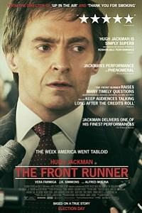 Front Runner movie poster