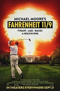 Fahrenheit 11/9 movie poster