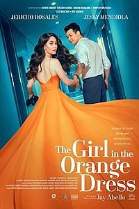 Girl In the Orange Dress movie poster