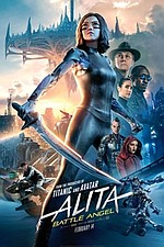 Alita: Battle Angel An IMAX 3D Experience