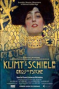 Klimt & Schiele: Eros and Psyche movie poster