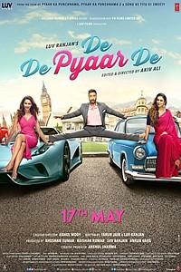 De De Pyaar De movie poster