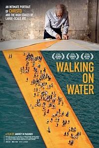 Walking on Water movie poster