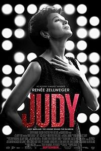 Judy movie poster